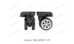 【温州市诺信企业~圣仕~仕好】配件,万向轮·双编号:WX-047A1--27