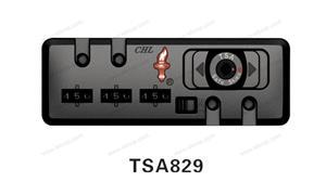 【东莞市驰领锁业有限公司 】配件,锁具编号:TSA829
