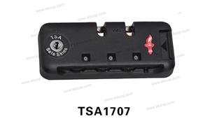 【温州瓯海万达箱包配件厂】配件,锁具,TSA编号:TSA1707