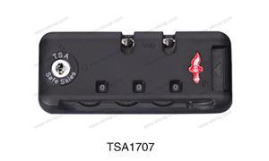 【温州瓯海万达箱包配件厂】编号:TSA  海关锁
