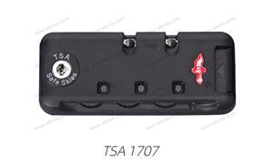 【温州万达锁业有限公司】编号:TSA  海关锁
